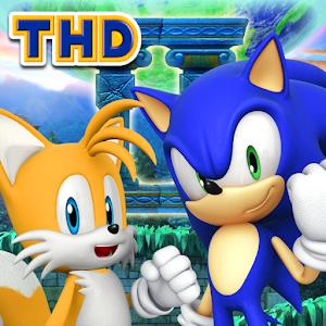 Cover art Sonic 4 Episode II THD