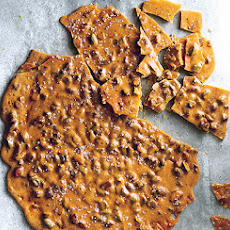 Salted Pistachio Brittle