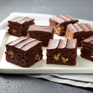 Double Fudge Brownies