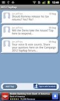 Screenshot of allPolitics: Political News