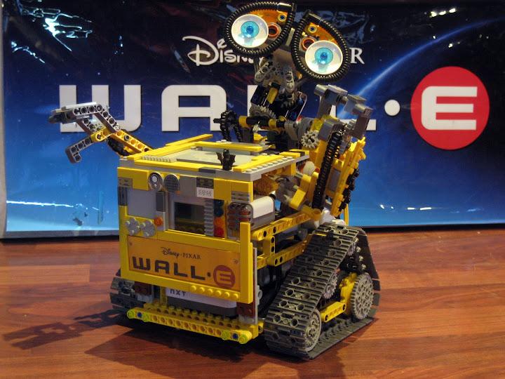Le Wall-E de bazmati.