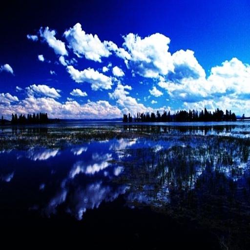 3D sky and lake 體育競技 App LOGO-APP試玩