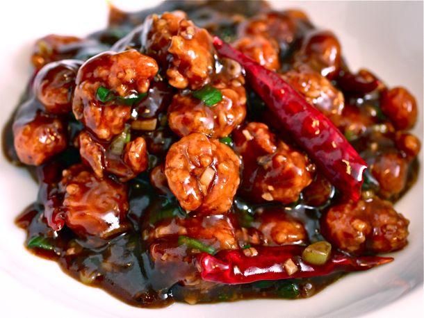 ... Chicken (General Tso's Chicken Made with Popeye's Chicken Nuggets
