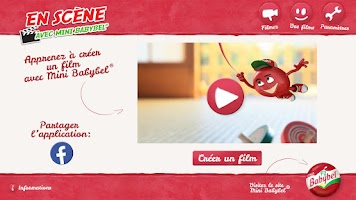 Screenshot of En scène avec Mini Babybel