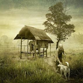 Love by Ketut Manik - Digital Art People