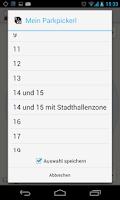 Screenshot of Kurz Parken? - Wien