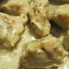 Gorgonzola Rosemary Chicken