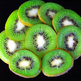 Kiwi, Kiwi and Kiwi by Asif Bora - Food & Drink Fruits & Vegetables