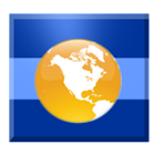 Flags and Capital Quiz icon