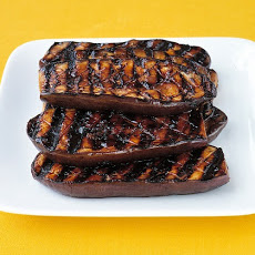 Hoisin-Glazed Eggplant