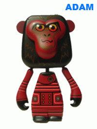 猿人極地探險隊 ADAM