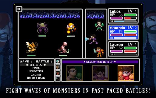 Battle Legend Infinity