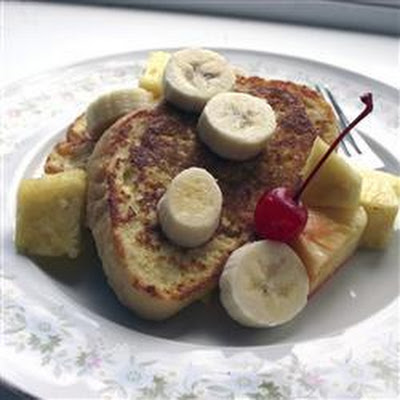 Pina Colada French Toast