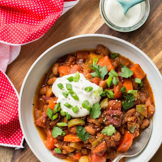 My Favourite Vegan Chili