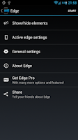 Screenshot of Edge - Quick Actions