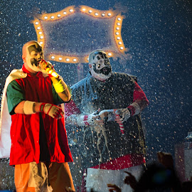 Insane Clown Posse by Hans Watson - News & Events Entertainment ( insane clown posse, national western complex, shockfest, icp, psychopathic records )
