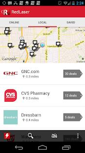 App RedLaser Barcode & QR Scanner APK for Windows Phone