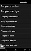 Screenshot of Piropos de Amor