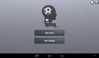 Screenshot of BeTactical Sport Board