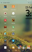 Screenshot of Lucid Launcher