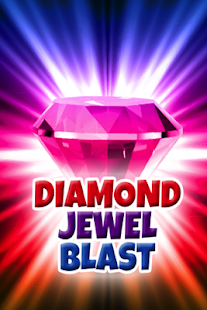 Diamond Jewel Blast - screenshot