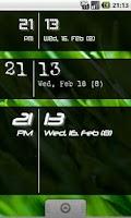 Screenshot of SiMi Clock Pro (Donate)