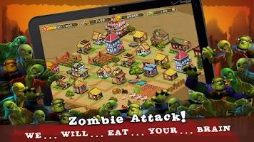 Screenshot of Zombie West