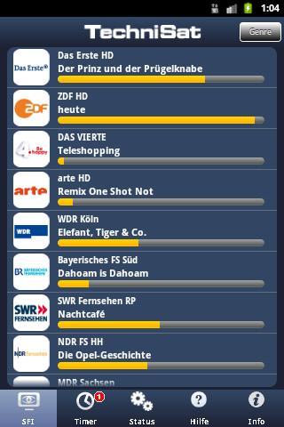 TechniSat DVR