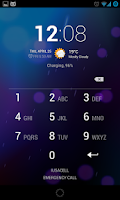 Screenshot of Smart Lockscreen protector