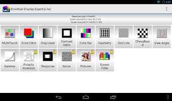 Screenshot of DS Display Expert(Lite)
