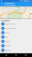 Screenshot of donosti Bus