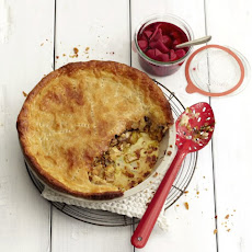Chicken Pot Pie with Pickled Beets Recipe