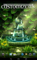 Screenshot of Celtic Garden HD