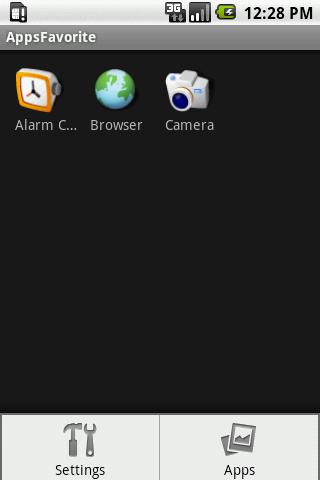 Apps Favorite