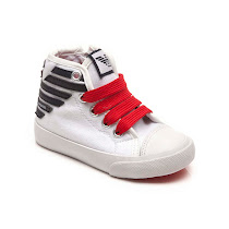 Armani Toddler Branded High Top HI-TOP