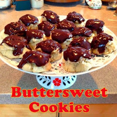 Chocolate Buttersweet Cookies