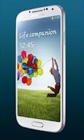 Screenshot of Samsung GalaxyS4 Notifications