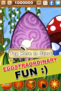 4 Eggstraordinary Surprise Egg App screenshot