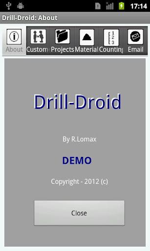 Drill Droid DEMO