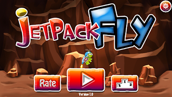 Screenshot of Jetpack Fly - Turtle Crazy
