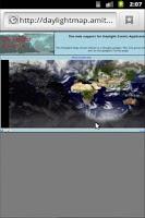 Screenshot of Daylight Events