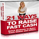 21 Ways to Raise Fast  Cash icon
