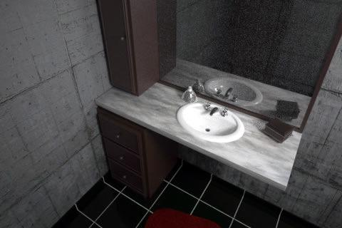 Escape 3D: The Bathroom