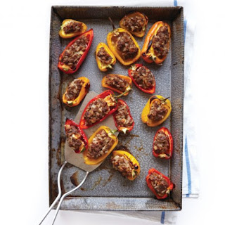 Stuffed-Pepper Bites