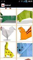 Screenshot of Schemes of Origami