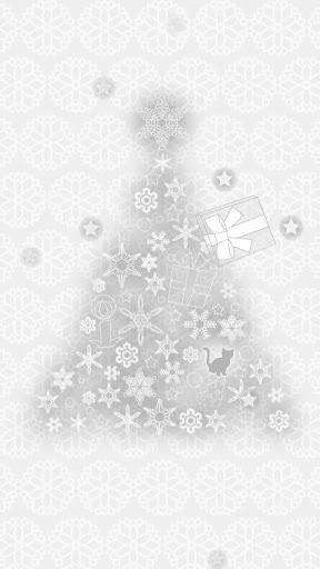 Christmas silver♪キュートクリスマス