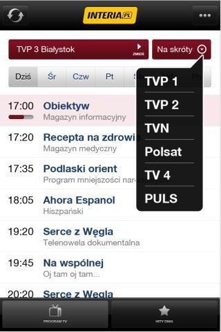 program-tv-program-telewizyjny for android screenshot