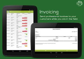 Screenshot of Book Keeper Accounting