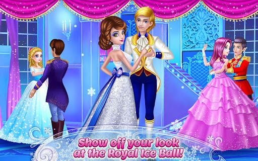 Coco Ice Princess - screenshot