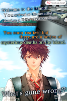 Screenshot of Shall we date?: Lost Island+